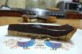 Crostata con ganache al jack daniels e marmellata